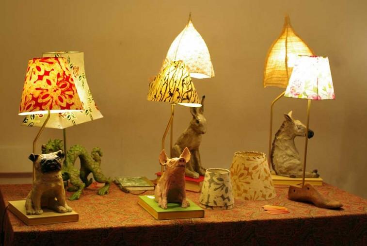 tischlampen lori rosenberg