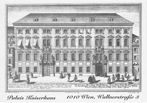 verkaufsausstellung palais kaiserhaus