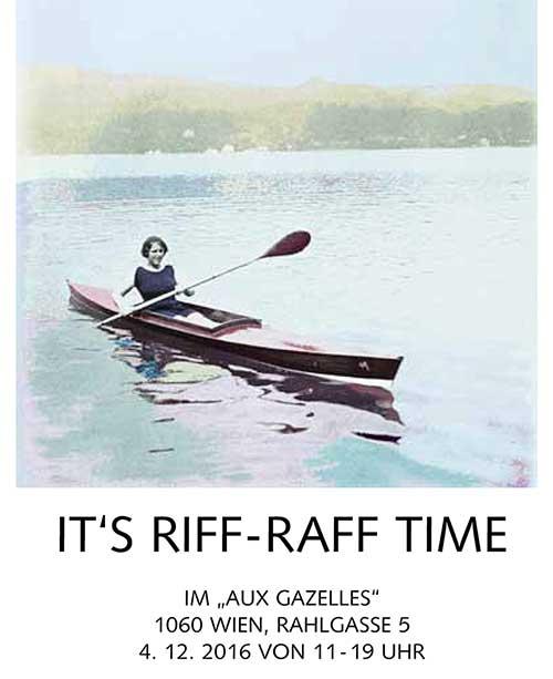 it's riff-raff time
