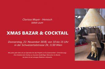 XMAS BAZAR & COCKTAIL
