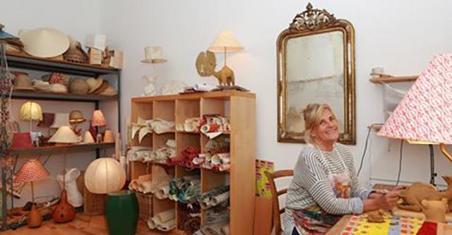 myhomestory.at zu besuch in meinem neuen atelier!